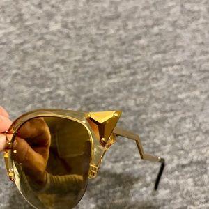 d7006b50f Fendi Accessories   Iridia Cateye Sunglasses   Poshmark